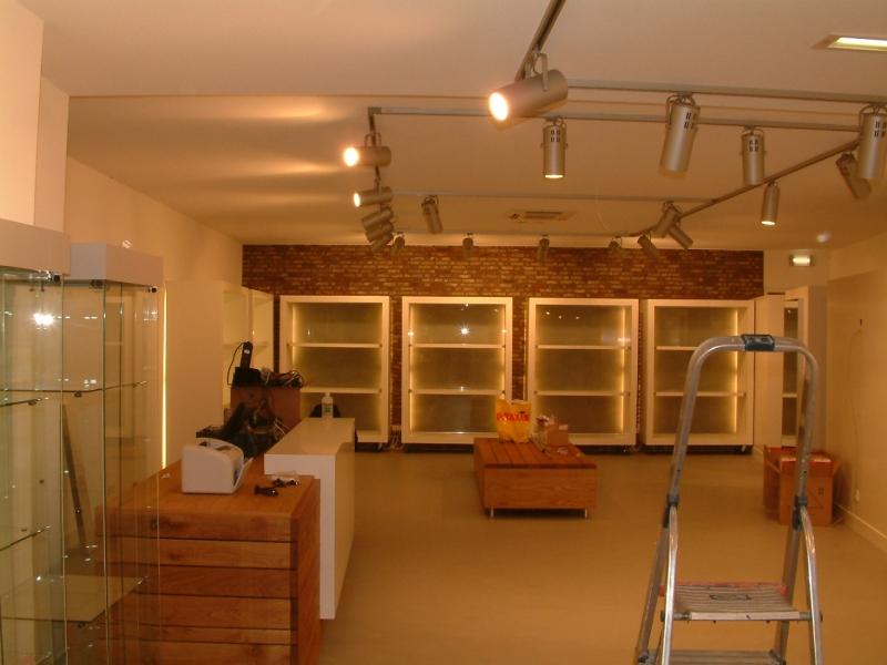 Interieur winkel Domburg | Prekon nieuwbouw & renovatie | Nieuwbouw ...